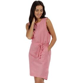 Regatta Haydee - Vestidos y faldas Mujer - rojo/blanco